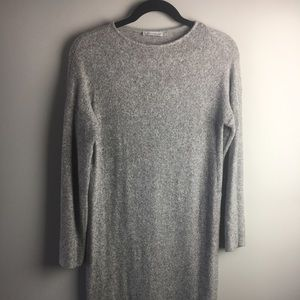 Zara wool floor length dress